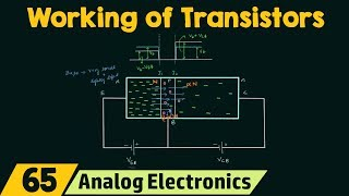 Working of Transistors