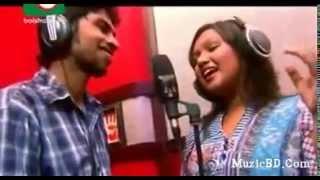 Eleyas Hossain,Rafat Rajib & Shoshi In Music Train (MuzicBD Com)