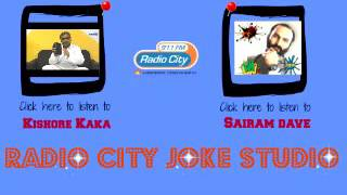 Radio City Joke Studio Week 26 Kishore Kaka Sairam Dave