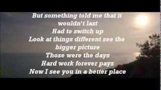 Wiz Khalifa - See You Again ft. Charlie Puth Lyrics
