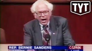 Proof Bernie Is A BOSS