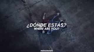 네시 (4 O'CLOCK) - V & Rap Monster (Sub. Español // Eng Lyrics ) [BTS / FMV]