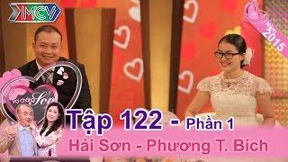 Chết cười với màn kể tội duyên dáng của cặp vợ chồng miền Bắc   Hải Sơn - Phương T.Bích   VCS 122