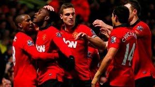 Manchester United Top 10 Goals 2013 -2014 HD