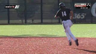 Baseball Recap: Cincinnati 2, Tulane 6