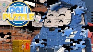 POLI PUZZLE Series 16 | Robocar POLI Special