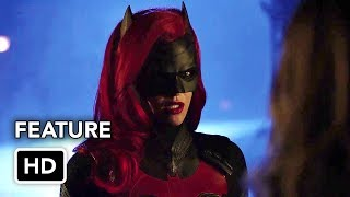"DCTV Elseworlds Crossover ""Arkham in Action"" Featurette (HD)"