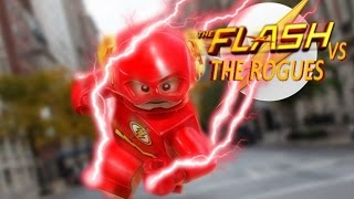 LEGO THE FLASH VS THE ROGUES | DCLU EPISODE 5