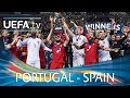 Download Video Futsal EURO 2018 final highlights: Portugal v Spain 3GP MP4 FLV