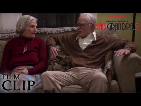 JACKASS PRESENTS: BAD GRANDPA .5 | The Sex Therapist | Official Film Clip (HD)