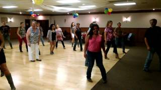 Head Over Boots line dance