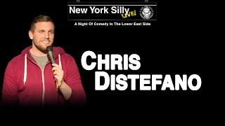Chris Distefano - New York Silly LIVE Comedy Show