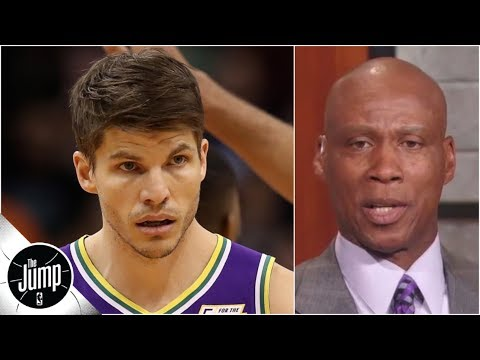 Reacting to Kyle Korver s riveting white privilege piece in The Players Tribune The Jump