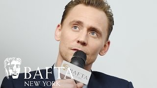 Tom Hiddleston In Conversation | BAFTA New York