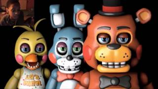 [SFM] FNAF SONG TRIBUTE REACTION | WE'RE NOT WHAT YOU'RE THINKING