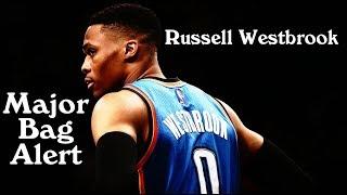"Russell Westbrook Mix - ""Major Bag Alert"" by DJ Khaled"