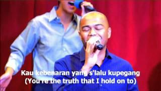 Hidupku Tak Kan Sama, worship led by Efraim Tamba