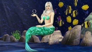 The Mermaid Tales 💗 | Sims 4 Machinima