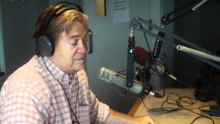 Steve Bannon on The Rusty Humphries Show