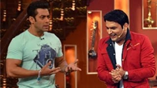Salman Khan ANGRY with Kapil Sharma's Starry Tantrums