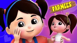 Miss Polly Had A Dolly | Kindergarten Nursery Rhymes For Babies By Farmees