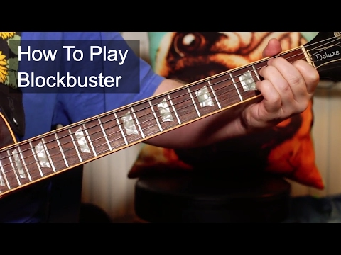Blockbuster The Sweet Guitar Lesson