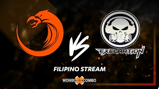 TNC vs Execration Mr.Cat Invitationals Game 1