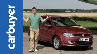 Volkswagen Polo hatchback review - Carbuyer