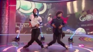 Les Twins NEW MAGIC DANCE With Bow WoW
