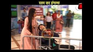 Rishta Likehnge Hum Naya -OMG Ratan gets Asthama attack!!