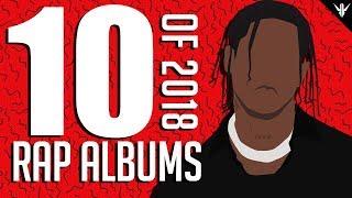 Top 10 Rap/Hip-Hop Albums of 2018