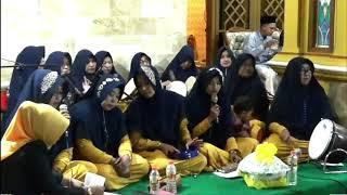 Sholawat Haji Rebana AL-HIKMAH Gandheng Permai ACARA WALIMATUSSAFAR TEMAYANG JULI 2019