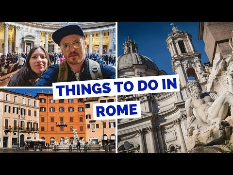 20 Things to do in Rome Italy Travel Guide