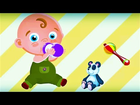 Baby Play with Little Friend Fun Game For Toddlers