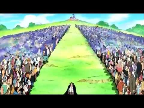 One Piece   Funeral De Barbablanca y Ace (Sub Español)