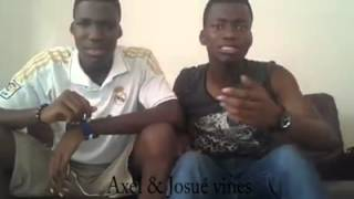 Axel & Josu� Vines and gags