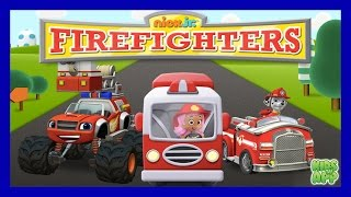 Blaze and the Monster Machines - PAW Patrol - Firefighter Rescue - Best Games For Kids