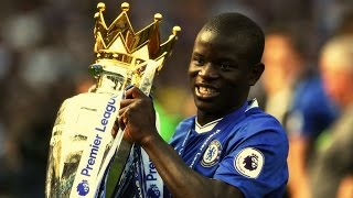 N'Golo Kante • Crazy Defensive Skills 2017 | HD