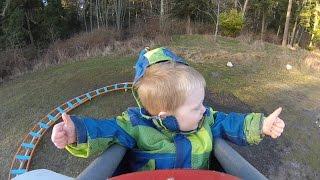 Back Yard Roller Coaster - Wyatt