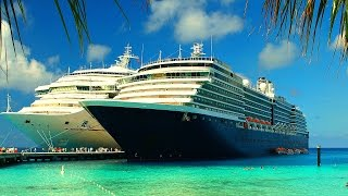 TOP 5 Largest CRUISE SHIPS in The World. WORLD