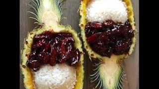 Teriyaki Chicken Pineapple Bowls BuzzFeed Food  Tasty Food