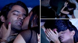 Arnav & Khushi's LOVE MAKING SCENE in Iss Pyaar Ko Kya Naam Doon 21st September 2012
