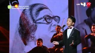 Arabs Got Talent - الموسم الثالث - النصف نهائيات - أصيل هزيم