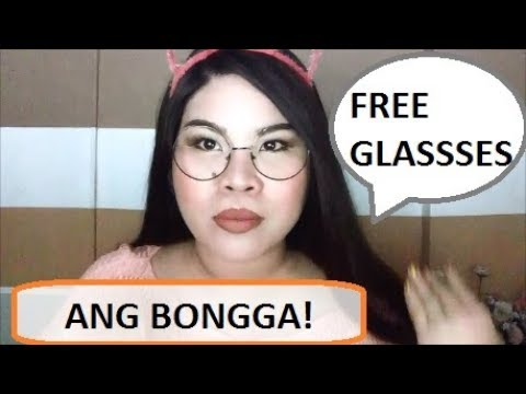 Buy Firmoo Glasses Online Philippines! With FREE! Ang Bongga ng Deal!