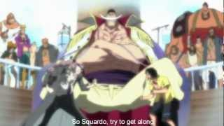 ONE PIECE AMV- The Strongest Man in the World ''Whitebeard''/Fire-Fist ACE - 白ひげ/エース