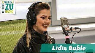 Lidia Buble plânge când vorbește cu mama ei la telefon, în direct, la ZU