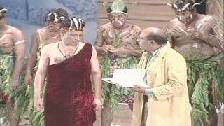 Comedy Scene 05 Of Tarzan Umer Sharif - Umer Sharif And Zakir Mastana