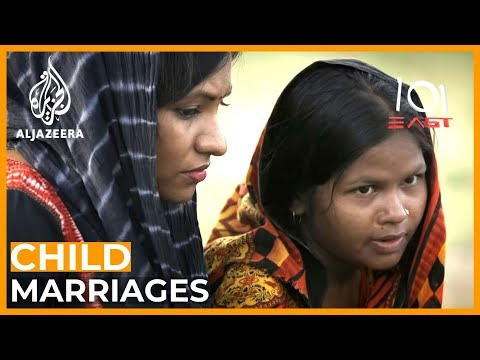Xxx Mp4 💍👶 Child Marriage In Bangladesh Too Young To Wed 101 East बांग्लादेश में बाल विवाह 3gp Sex