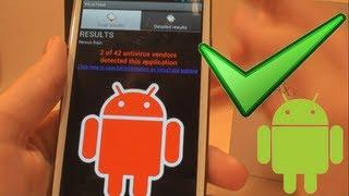 Antivirus / Detectar y eliminar virus en Android // Pro Android