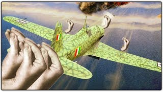 WHY IS ITALY SO AWESOME | G.55 (War Thunder RB Gameplay)